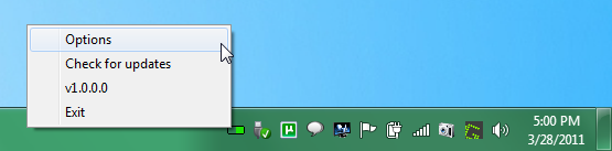 how to move from taskbar to desktop